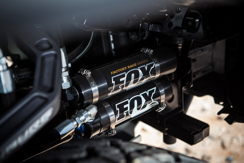 2016 Toyota Tacoma TRD Pro Race Truck High Resolution Drivetrain - image 694063