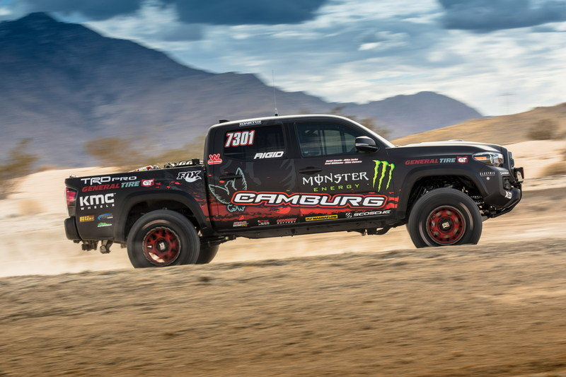 2016 Toyota Tacoma TRD Pro Race Truck High Resolution Exterior - image 694064