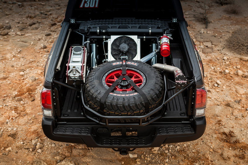 2016 Toyota Tacoma TRD Pro Race Truck High Resolution Exterior - image 694058