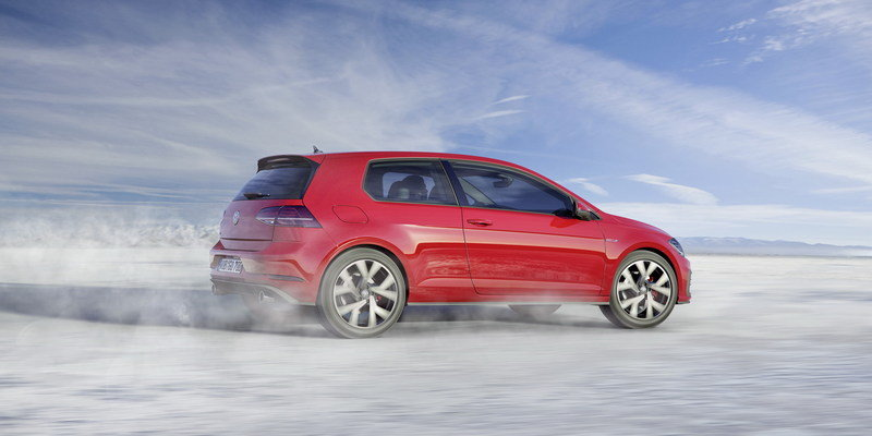 2017 Volkswagen Golf GTI High Resolution Exterior - image 694758