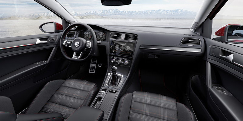 2017 Volkswagen Golf GTI High Resolution Interior - image 694760