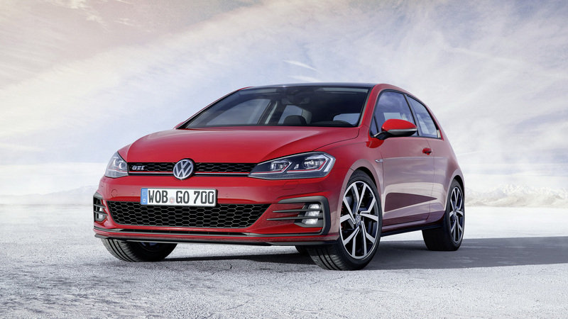 2017 Volkswagen Golf GTI High Resolution Exterior - image 695394