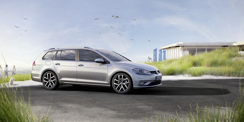 2018 Volkswagen Golf Variant High Resolution Exterior - image 694742