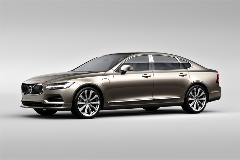 2017 Volvo S90 Excellence High Resolution Exterior - image 694207