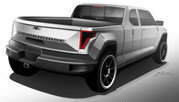 Workhorse Previews First Range-Extended Electric Pickup - image 694870