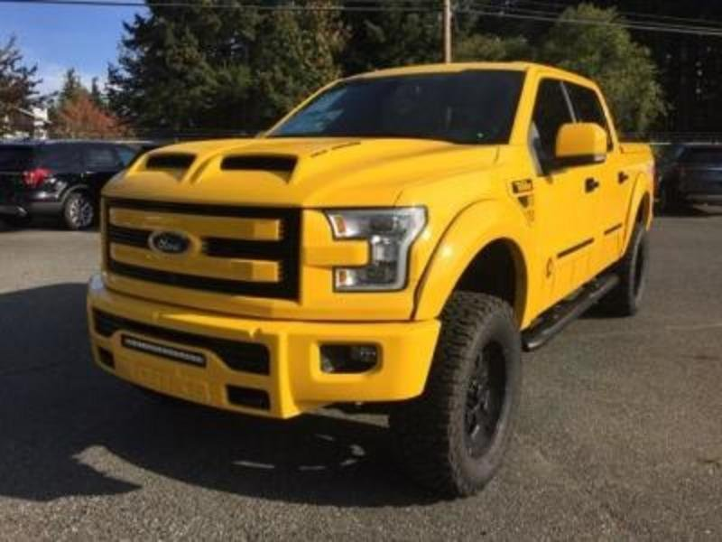 120 000 Ford F 150 Lariat Yup Someone Did It Top Speed