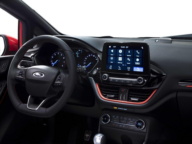 2017 Ford Fiesta High Resolution Interior - image 699488