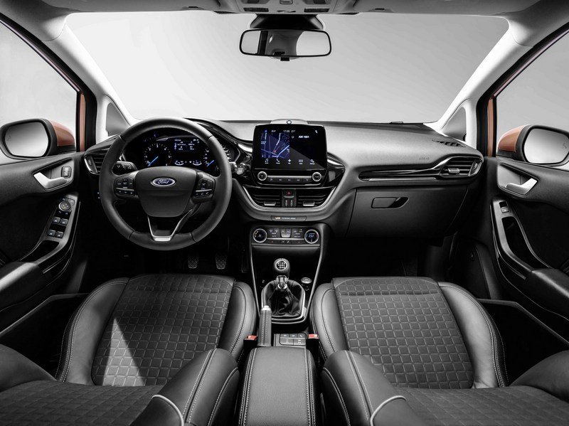 2017 Ford Fiesta High Resolution Interior - image 699491