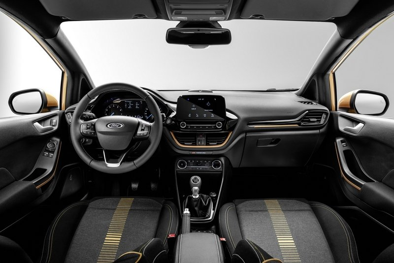 2017 Ford Fiesta High Resolution Interior - image 699503