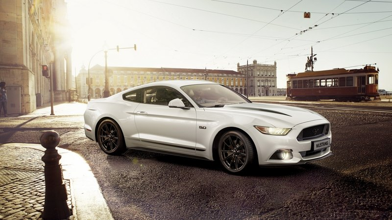 2017 ford mustang black shadow edition - DOC697344