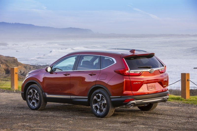 2017 Honda CR-V High Resolution Exterior - image 699065