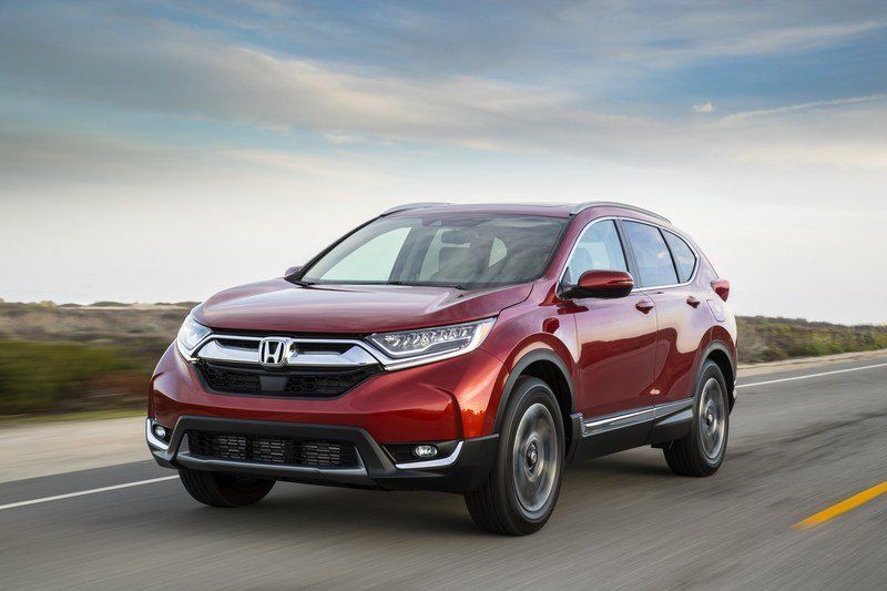 2017 Honda CR-V High Resolution Exterior - image 699097