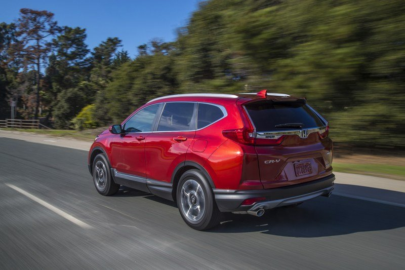 2017 Honda CR-V - Picture 699111 | car review @ Top Speed