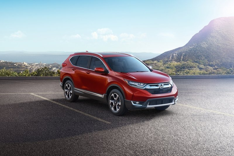 2017 Honda CR-V High Resolution Exterior - image 697556