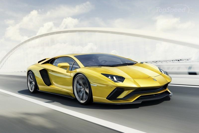 Lamborghini Might Attend Future Auto Shows, But We Won't See Anything New