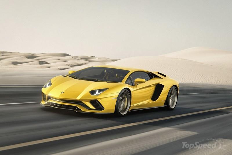 Lamborghini's V-12 Isn't Going Anywhere Anytime Soon