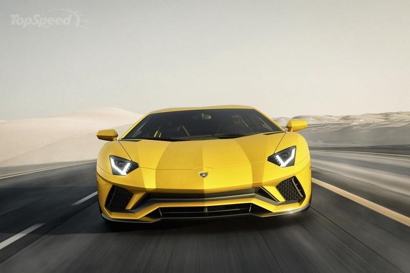The Lamborghini Aventador's Successor Won't Have the Sian's Supercapacitor Tech But It Will Have Something Special
