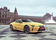 Wallpaper of the Day: 2018 Lexus LC500 - image 697826