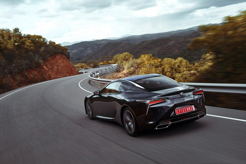 2018 Lexus LC 500 High Resolution Exterior - image 697828