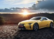 Wallpaper of the Day: 2018 Lexus LC500 - image 697809