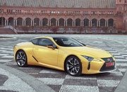 Wallpaper of the Day: 2018 Lexus LC500 - image 697824