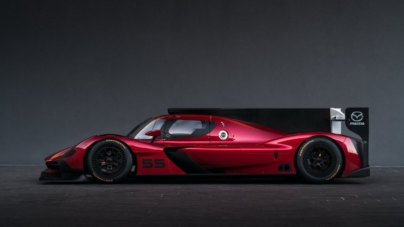 2017 Mazda RT24-P High Resolution Exterior - image 697485