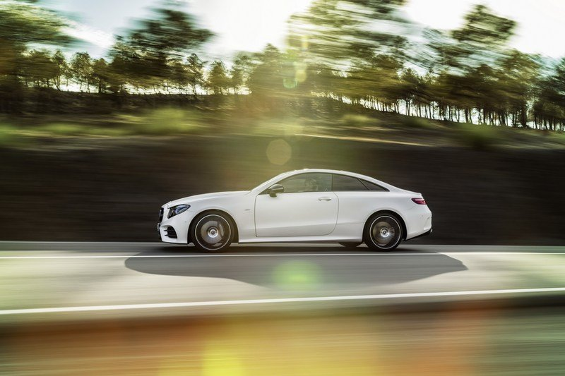 2018 Mercedes-Benz E-Class Coupe High Resolution Exterior - image 698263