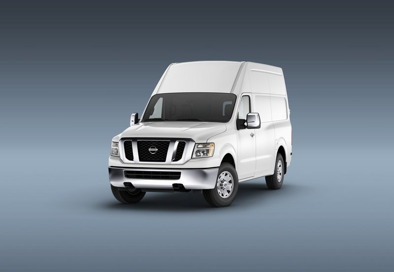 2017 Nissan NV High Resolution Exterior - image 697711