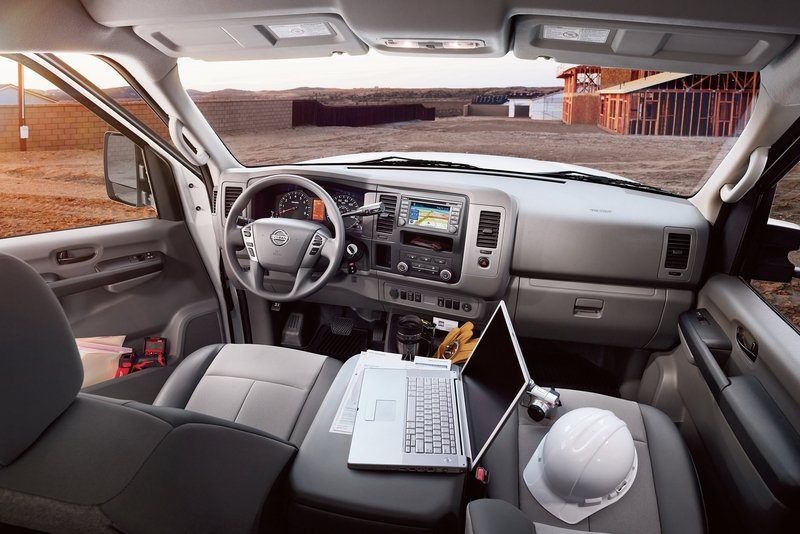 2017 Nissan NV High Resolution Interior - image 697712