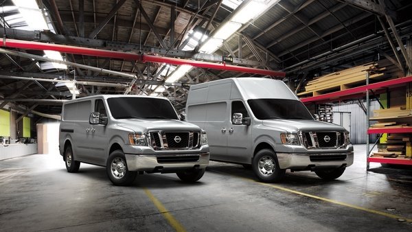 2017 nissan nv truck review top speed