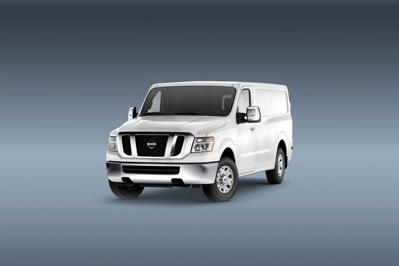 2017 Nissan NV High Resolution Exterior - image 697710
