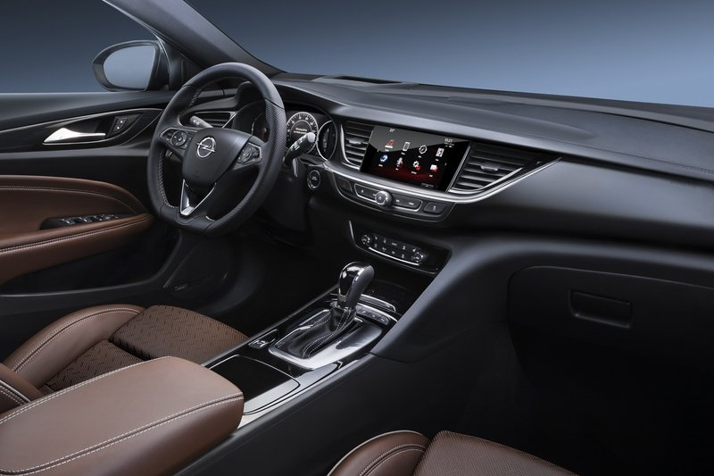 2017 Opel Insignia Grand Sport High Resolution Interior - image 698168