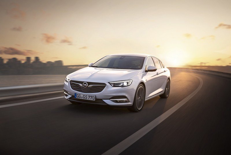 2017 Opel Insignia Grand Sport High Resolution Exterior Wallpaper quality - image 697696