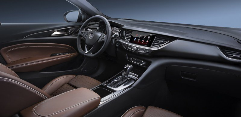 2017 Opel Insignia Grand Sport High Resolution Interior - image 697692
