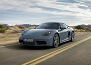 The Next-Gen Porsche 718 EV Could Be More Powerful than the Current Cayman GTS; Should Arrive in 2023 - image 697886
