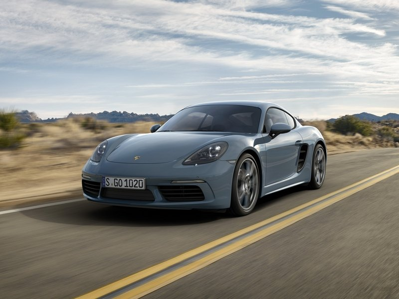 The Next-Gen Porsche 718 EV Could Be More Powerful than the Current Cayman GTS; Should Arrive in 2023