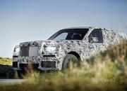 Rolls-Royce Will Debut the Cullinan on May 10th - image 697409