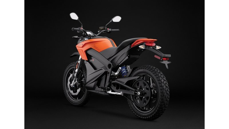 2017 - 2018 Zero Motorcycles DS / DSR