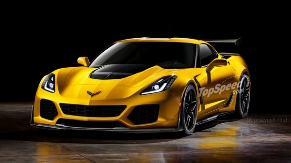 2018 Chevrolet Corvette Zr1 Review Top Speed