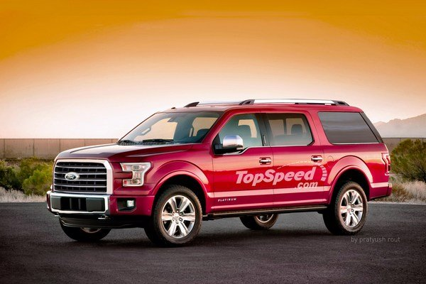 2018 Ford Expedition | truck review @ Top Speed