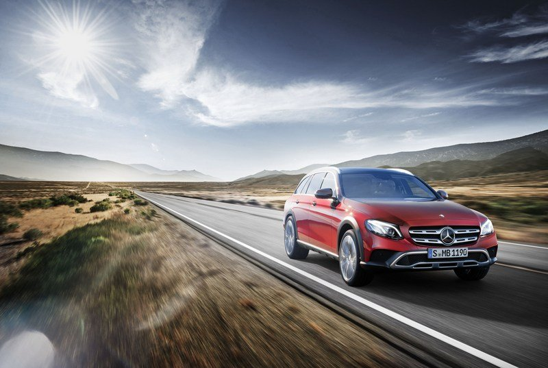 2018 Mercedes-Benz E-Class All-Terrain High Resolution Exterior - image 698432