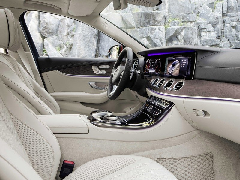 2018 Mercedes-Benz E-Class All-Terrain High Resolution Interior - image 698773