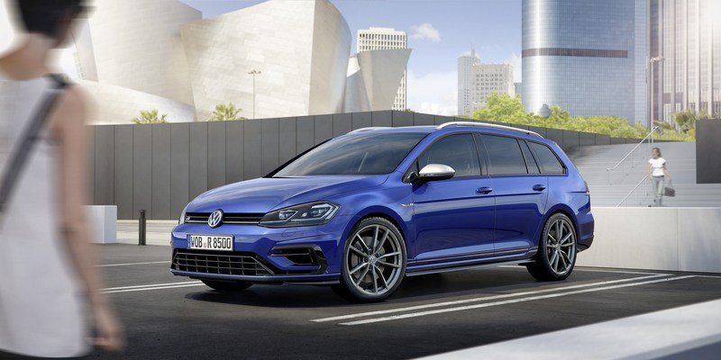 2018 Volkswagen Golf R High Resolution Exterior - image 699309