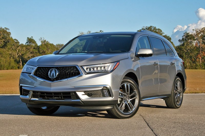 2017 Acura MDX – Driven High Resolution Exterior - image 698948