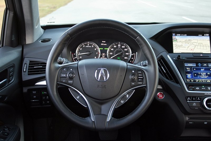 2017 Acura MDX – Driven High Resolution Interior - image 698989