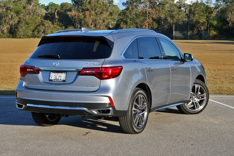 2017 Acura MDX – Driven High Resolution Exterior - image 698952
