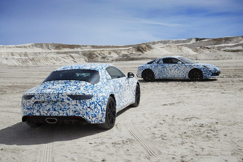 Early Bird Reservations Now Up For Alpine's New Sports Car