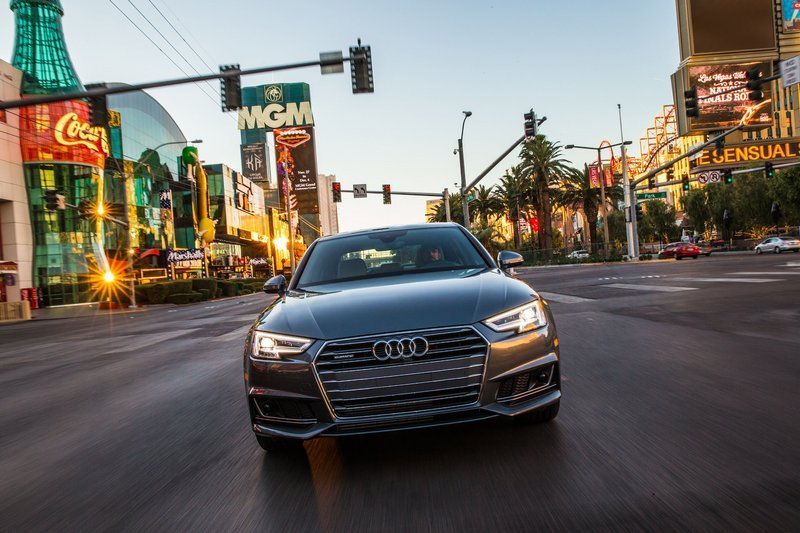 Audi Launches The First Vehicle-To-Infrastructure Technology In The U.S.