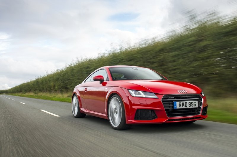 2017 Audi TT 2.0 TDI Quattro High Resolution Exterior - image 697918