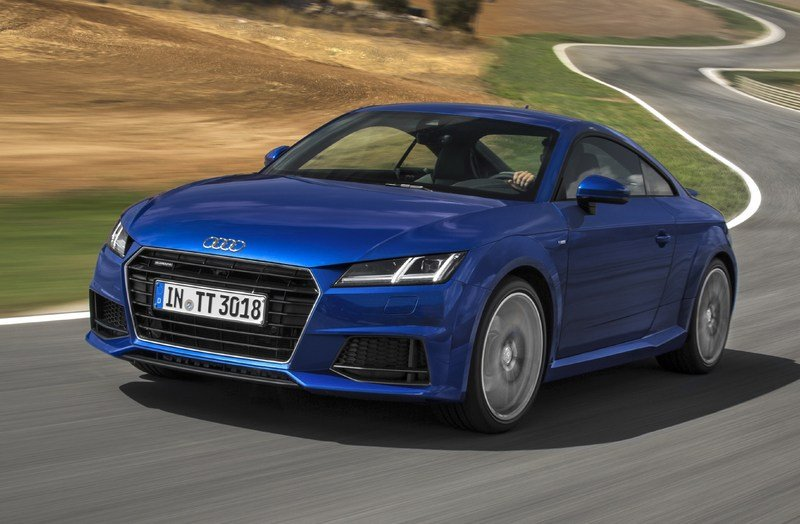 2017 Audi TT 2.0 TDI Quattro High Resolution Exterior - image 697785